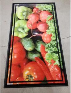 Lækker Kvalitets måtte til Frugt og Grønt Fra Skilte Design Randers