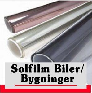 Solfilm til biler | Tonede Ruder | Toning af vinduer | Solfilm til bygninger | Skilte Design Randers| Skilte Design Randers | Skiltecenter i Randers | Folie | Skilte | Reklame | Tekstiltryk |
