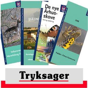 Tryksager | Visitkort | Flyers | Foldere | Brochure |  Skiltecenter i Randers | Folie |  | Reklame | Tekstiltryk |