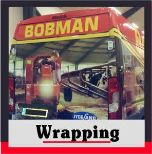 Wrap af biler | Wrapping | Folieindpakning | Skilte Design Randers| Skilte Design Randers | Skiltecenter i Randers | Folie | Skilte | Reklame | Tekstiltryk |